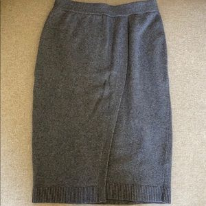 NEW with tags grey skirt